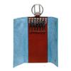 Ключница Piquadro Blue Square оранжевый телячья кожа (PC1397B2/AR) цена и фото