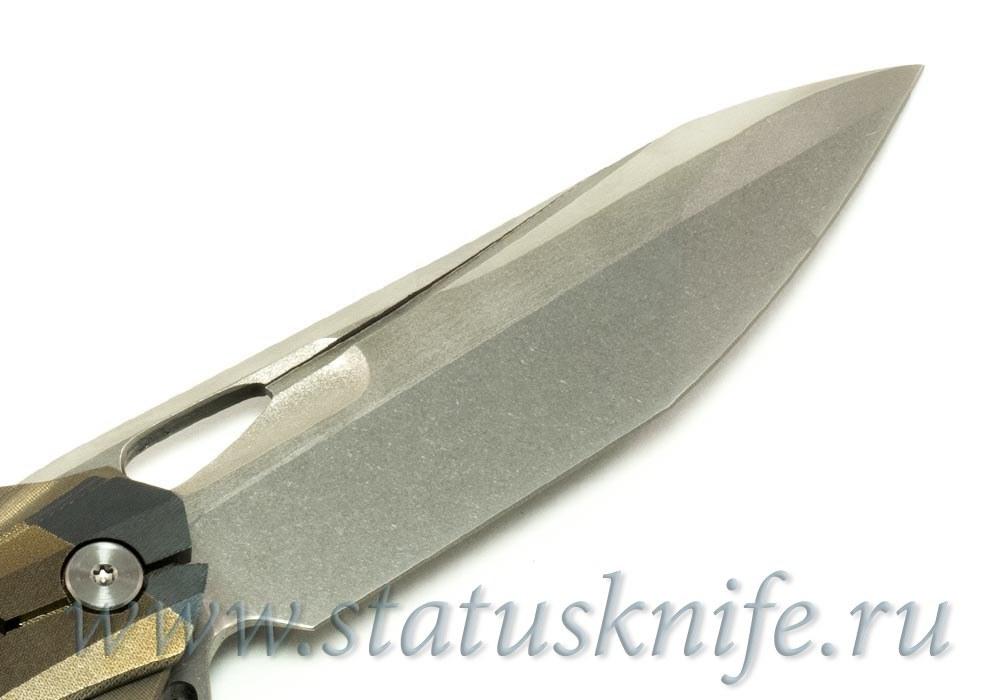 Нож CKF Кастом GEOMCOL Десептикон-1 А.Коныгин