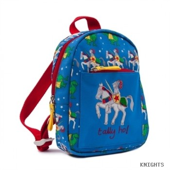 Рюкзак детский Pink Lining MINI RUCKSACK KNIGHTS DRAGON