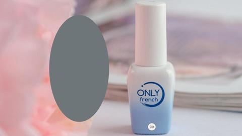 Гель-лак Only French, Blue Touch №054, 7ml