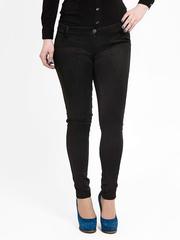 10-7339 брюки женские, черные