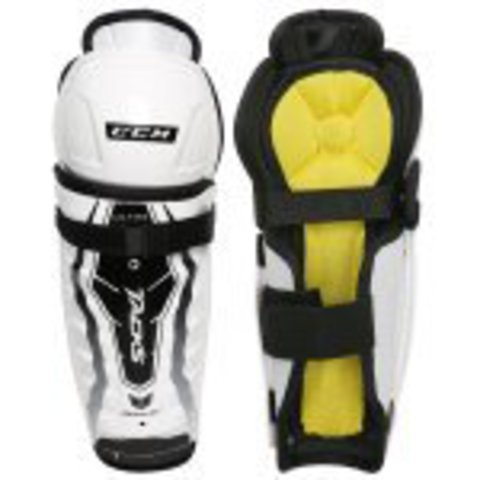 Щитки хоккейные CCM ULTRA TACKS YTH Hockey Shin Guards