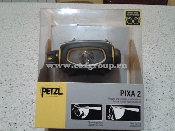 светодиодный фонарь Petzl PIXA 2 отзывы