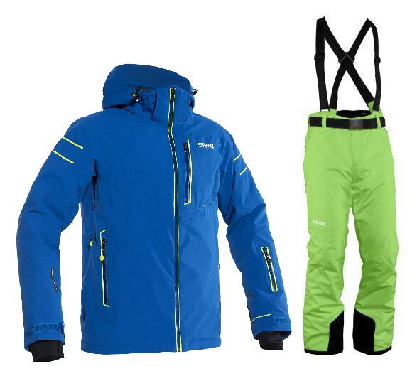 Мужской горнолыжный костюм 8848 Altitude Switch2-Coron (782940-7835G2)