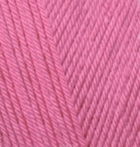 Пряжа Alize Diva ярко-розовый 178