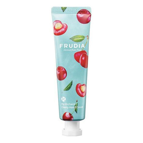Frudia Крем для рук c вишней Squeeze Therapy Cherry Hand Cream 30г