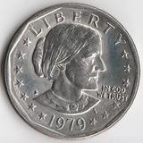 K6138, 1979, США, 1 доллар