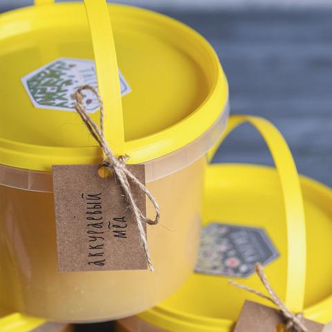 Аккураевый мед. 2019 г. (1 кг)