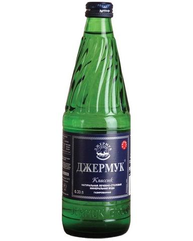 Вода Джермук газированная, 0,33л