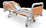 Кровать медицинская функциональная КФ-2 эконом
