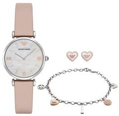 Женские наручные часы Armani AR8039 в наборе