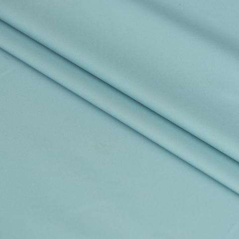 Ткань блэкаут Эллисон голубой
