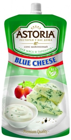 ASTORIA. Соус Blue Cheese, 233 гр.