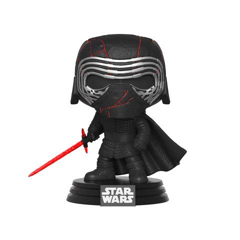 Фигурка Funko POP! Bobble: Star Wars Ep 9: Kylo Ren Supreme Leader