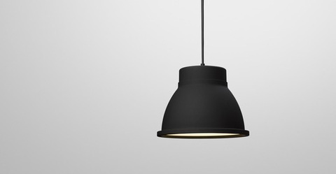 replica Unfold  by MUUTO ( black  )