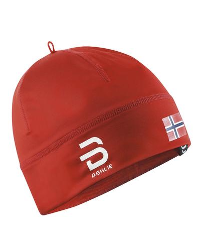 Шапка Bjorn Daehlie Hat Polyknit Flag High Risk Red