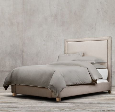 Wallace Fabric Bed