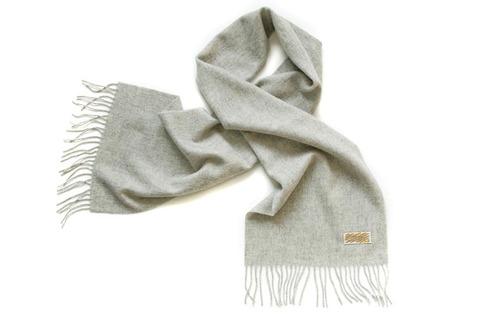 Шерстяной шарф, мужской 15704 SH1