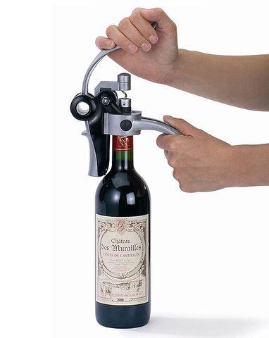 Штопор для вина Peugeot Baltaz черный