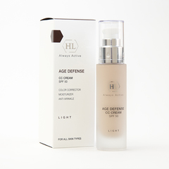 Holy Land Age Defense CC Cream Medium (SPF50) - Корректирующий крем