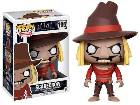 Batman Animated Series Scarecrow Funko Pop! Vinyl Figure || Пугало