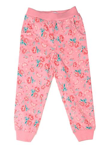 GAC007035 Брюки для девочек, розовые