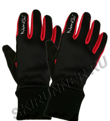 Перчатки Nordski Active Black-Red 18