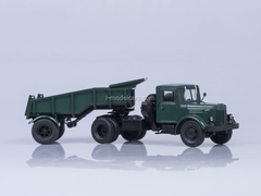 MAZ-200V with semitrailer MAZ-5232V green AutoHistory 1:43