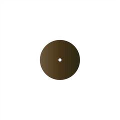 Диск обдирочный Ø 22 Х 2 х 2 мм. 60/40 (твёрдый)