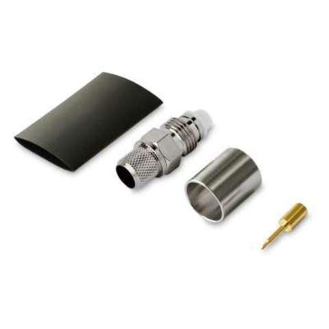 Разъем обжимной FME N1-211-5D-розетка с термоусадкой (Китай)