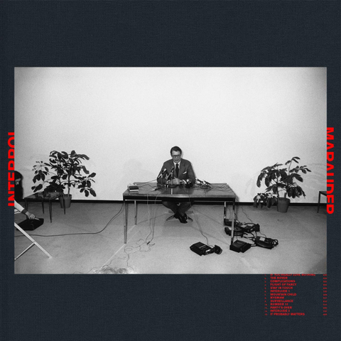 Interpol / Marauder (LP)