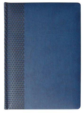 Набор с гравировкой: Ежедневник недатированный и Шариковая ручка Parker IM Metal, K221, цвет: Blue CT, стержень: Mblue123