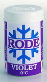 Мазь лыжная Rode P40 фиолетовая (0) 45гр