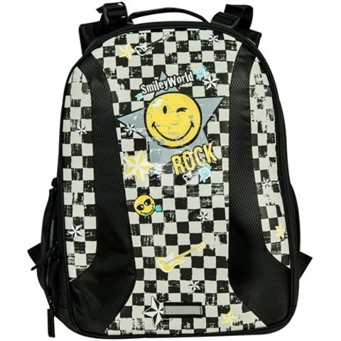 School Backpack Be Bag Airgo Smiley