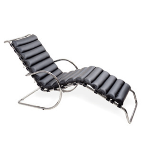 replica  mr lounger (leather )