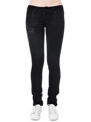 5567 джинсы женские, черные