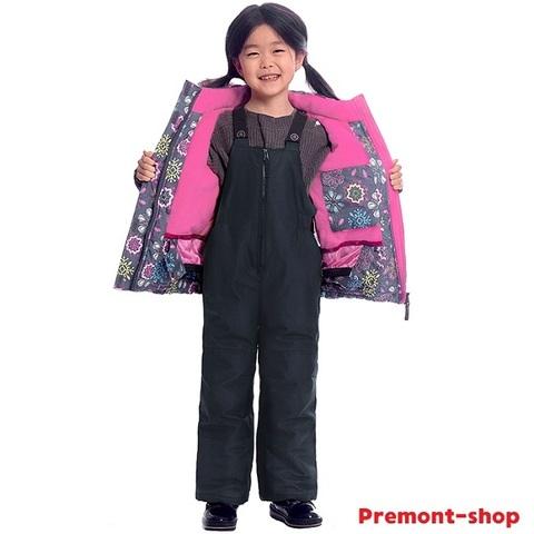 Зимний комплект Premont Цветущий Банф WP91256 GREY