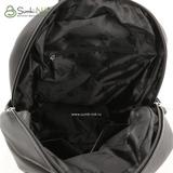 Рюкзак Саломея 353 гладкий черный