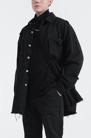 Jean jacket «LOCU»