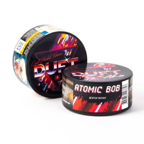 Табак Duft All-in Atomic Bob (Доктор пеппер) 25 г
