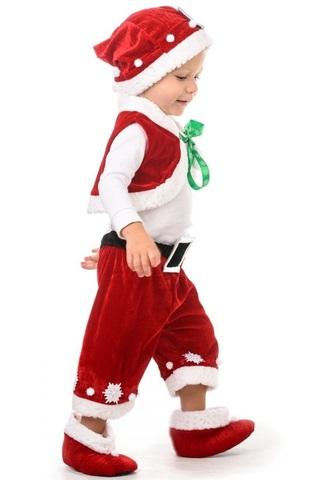 Костюм Санта Клаус Кроха 1