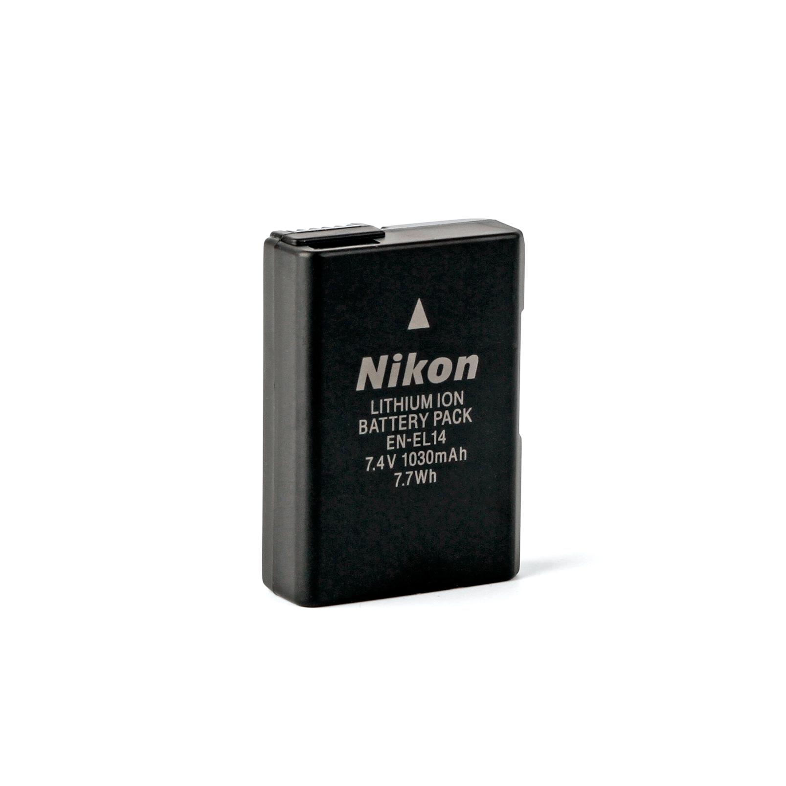 Аккумулятор Nikon EN-EL14+