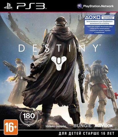 Sony PS3 Destiny (русская документация)
