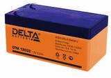 Аккумулятор Delta DTM 12032 ( 12V 3,2Ah / 12В 3,2Ач ) - фотография