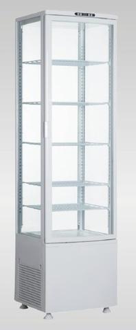 фото 1 Холодильная витрина Koreco RTC280L на profcook.ru