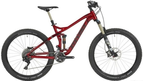 Велосипед Stevens Whaka+ES 27.5
