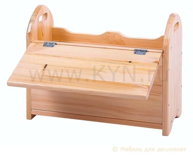 ящик-скамейка малый