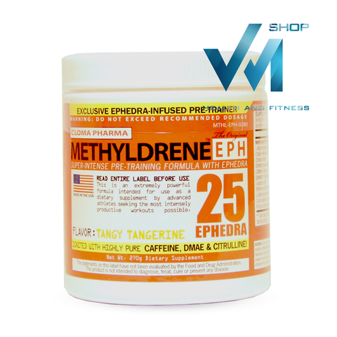 Cloma Pharma Lab Methyldrene EPH 270g