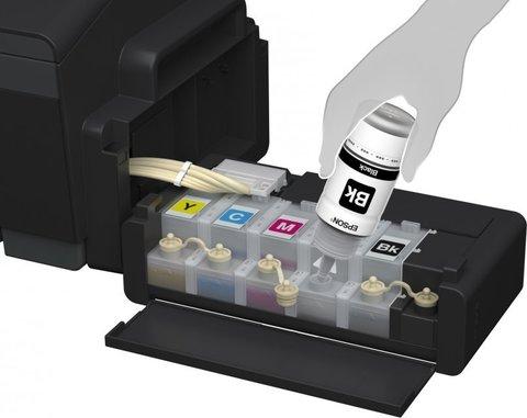 Принтер со встроенной СНПЧ  Epson EcoTank ET-14000