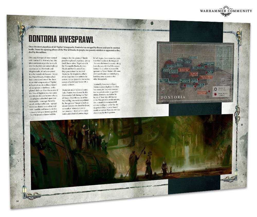 Imperium Nihilus Vigilus Ablaze eng | Купить в интернет-магазине warhammer  Warlord ru